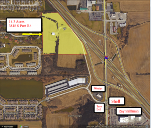 14.3_Acres-3818_S_Post_Rd_-_I-74_-exit_info